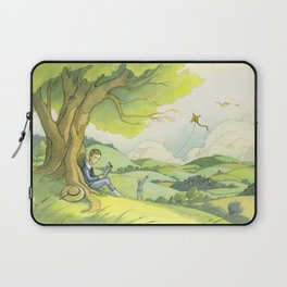 Tolkien In The Birmingham Hills Laptop Sleeve