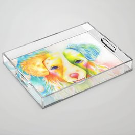 Patch Acrylic Tray