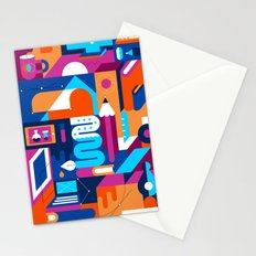 Creative Process Stationery Cards