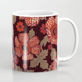 Rafflesia Endangered Flower Coffee Mug