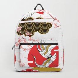 japan art Backpack