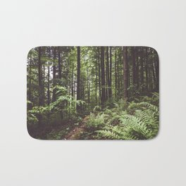 Woodland - Landscape and Nature Photography Bath Mat