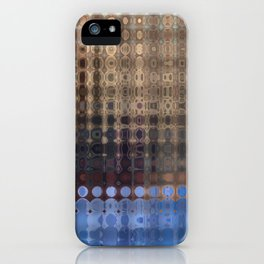 Life in the City iPhone Case