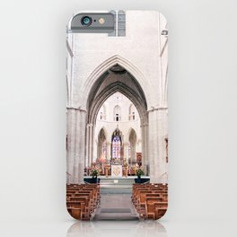 The Netherlands 0002: Church in Hulst, The Netherlands (002) iPhone Case