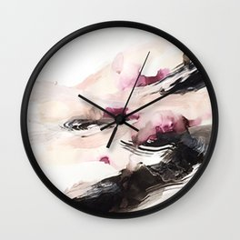 Day 7: Through stillness time can temper many things. Wall Clock