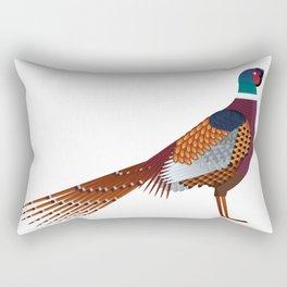 Pheasant Rectangular Pillow