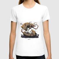 rat T-shirts featuring rat fight by antoniopiedade