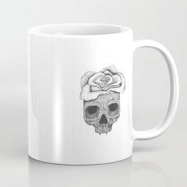 Death Rose Coffee Mug