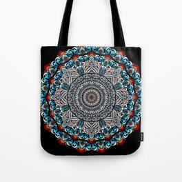 Maia Mandala Tote Bag