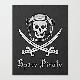 Space Pirate Canvas Print