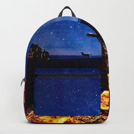 Early Morning Stars Backpack