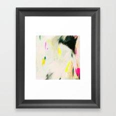 Abstract Love 2 Framed Art Print