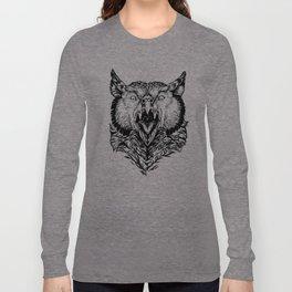 Beware the Owlbear Long Sleeve T-shirt