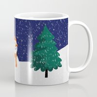 snowman Mugs featuring Snowman ... by Mr and Mrs Quirynen