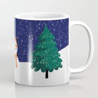 snowman Mugs featuring Snowman ... by Mr & Mrs Quirynen