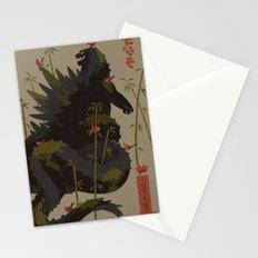 Gojira Stationery Cards