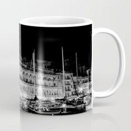 Bormla Malta black and white Coffee Mug