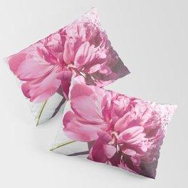 Fragmented flora Pillow Sham
