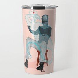 Robocakes Travel Mug