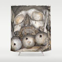 Sedlec VIII Shower Curtain