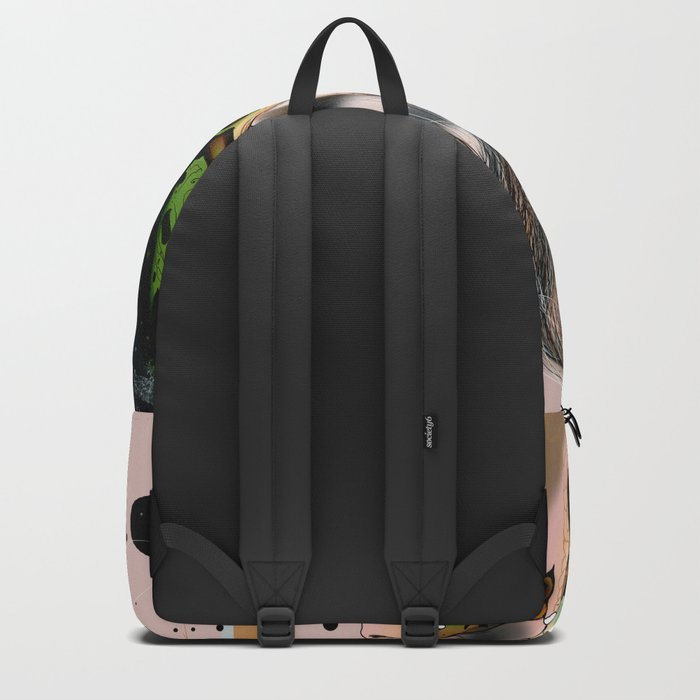 Potentially Harmful Backpack