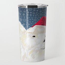 White Christmas - Beary Merry Christmas Travel Mug