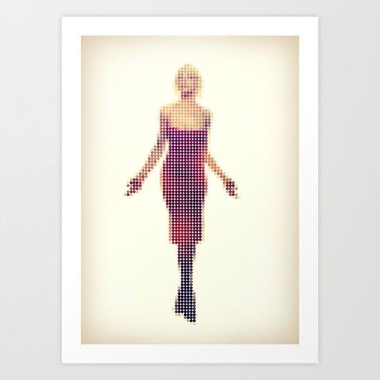 Rodot: Six Art Print