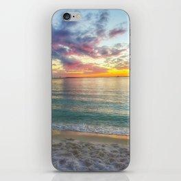 Kaleidoscope Sunset iPhone Skin