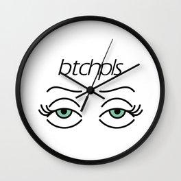 btchpls Wall Clock
