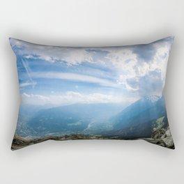 Meran // Mutspitze Rectangular Pillow