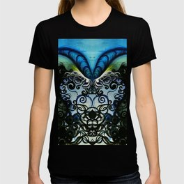 Psychedelic Goat Squid T-shirt