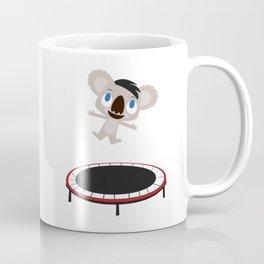 Bouncy Koala Coffee Mug