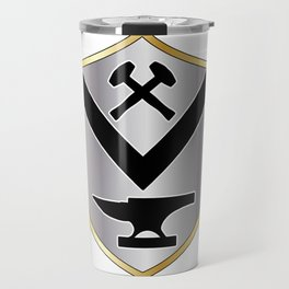 Smith Coat of Arms Travel Mug