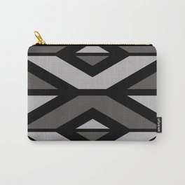 Elegant Decorative Pattern Carry-All Pouch