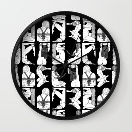 Handsfree Wall Clock