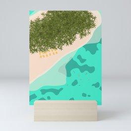 Managaha Island, Saipan, Northern Mariana Islands Mini Art Print