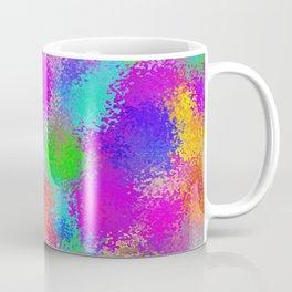 Glassy colors Coffee Mug