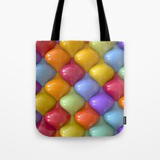 Oval Pattern Tote Bag