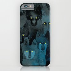 In the Company of Wolves iPhone 6s Slim Case
