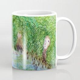 Pond of the willows Coffee Mug