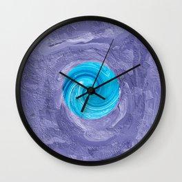 Abstract Mandala 286 Wall Clock