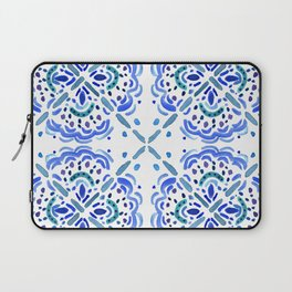 Amalfi Tile Laptop Sleeve