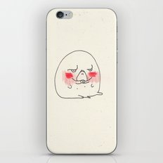 Disapproval Manatee iPhone & iPod Skin