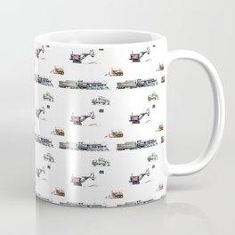 Trains and Machinery Coffee Mug