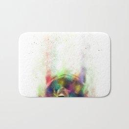 Bear pride Bath Mat