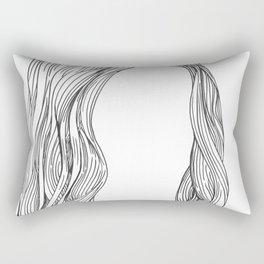 My Super Power Rectangular Pillow