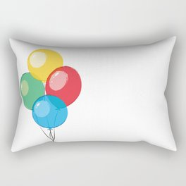 Baloons Rectangular Pillow