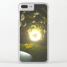 S P R ! T E Clear iPhone Case