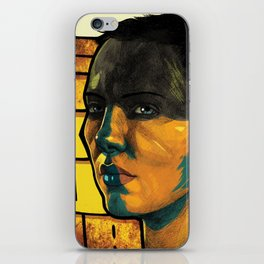 The Mighty Imperator iPhone Skin