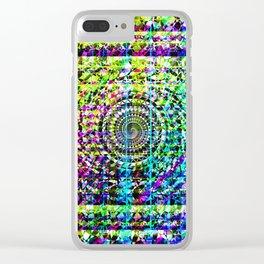 Discothèque Clear iPhone Case
